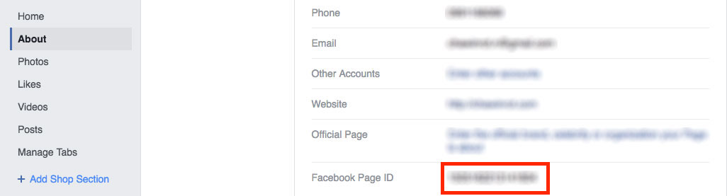 fb-get-page-id